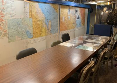 Midway War Room