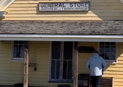 Exterior of General Store